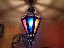 Stylish light Stock Images