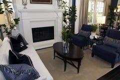 Stylish living room Stock Photo