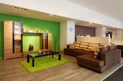 Stylish living room furniture Royalty Free Stock Photo