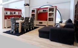 Stylish living room furniture Royalty Free Stock Image