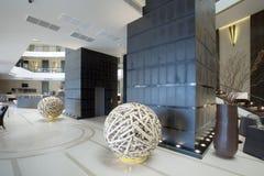 Stylish lobby Royalty Free Stock Image