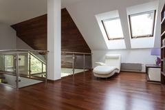 Stylish loft Royalty Free Stock Photo