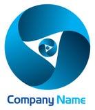 Stylish logo Stock Images