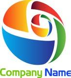 Stylish logo. Illustration art of stylish logo with isolated background vector illustration