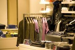 Stylish man fashion clothing Royalty Free Stock Image