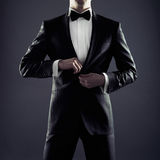 Stylish man Stock Images
