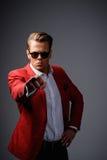 Stylish man Stock Image