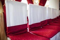 Stylish marriage ceremony Royalty Free Stock Photo