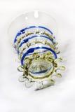 Stylish medieval glass Royalty Free Stock Photos