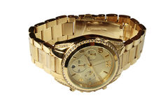 Stylish men's watches. Royalty Free Stock Image