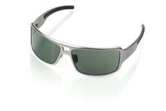 Stylish metal sunglasses Royalty Free Stock Photos