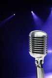 Stylish Microphone Stock Image