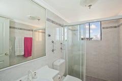 Stylish modern bathoom Royalty Free Stock Image
