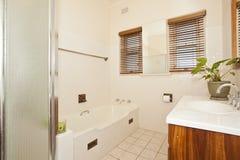 Stylish modern bathoom Stock Photography