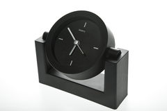 Stylish Modern Office Desk Clock Royalty Free Stock Image