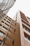 Stylish new building Stock Photography