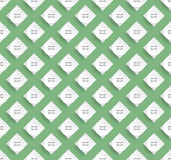 Stylish pattern design with greenish background Royalty Free Stock Images