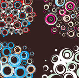 Stylish patterns. Vector. Stock Images