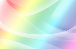 Stylish rainbow background Royalty Free Stock Images