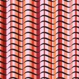 Stylish red background. Vector illustration. Stylish seamless red background. Vector illustration Royalty Free Stock Image