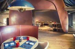 Stylish  restaurant Royalty Free Stock Image