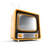 Stylish retro TV Royalty Free Stock Photos