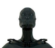 Stylish rubber woman Stock Image