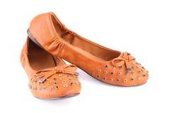 Stylish shoes Royalty Free Stock Images