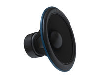 Stylish Speaker Royalty Free Stock Photography