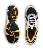 Stylish sports shoe stock images