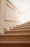 Stylish staircase Royalty Free Stock Image