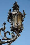 Stylish Street Lantern Stock Photos