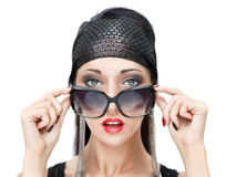 Stylish sunglasses Royalty Free Stock Photos