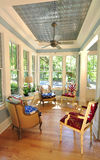 Stylish Sunroom royalty free stock photos