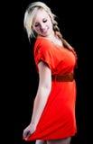 Stylish teen Royalty Free Stock Photo