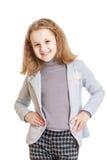 Stylish teenage girl Stock Images