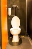 Stylish Toilet. Modern design interior of stylish Toilet Royalty Free Stock Images