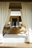 Stylish veranda Royalty Free Stock Photography