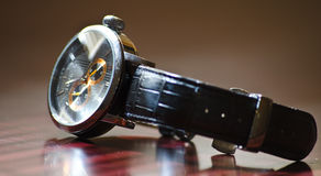Stylish Watch Stock Photography