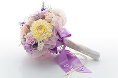 Stylish wedding bouquet royalty free stock photos