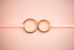 Stylish Wedding or Engagement background Royalty Free Stock Photography