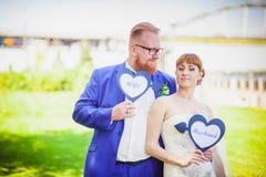 Stylish wedding Royalty Free Stock Images