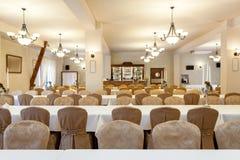 Stylish wedding house interior Stock Photos