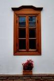Stylish window Royalty Free Stock Images