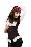 Stylish woman Royalty Free Stock Photo