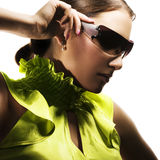 Stylish woman royalty free stock image