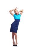 Stylish woman Royalty Free Stock Image