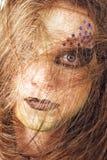 Stylish young model Royalty Free Stock Photo