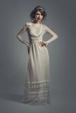 Stylish young woman Royalty Free Stock Photo