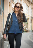 Stylish young woman. Stock Photography